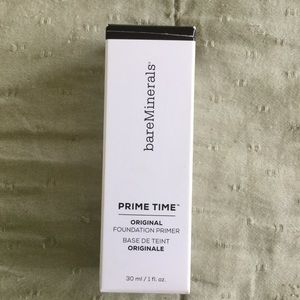 Brand new unopened Bare Minerals Prime Time